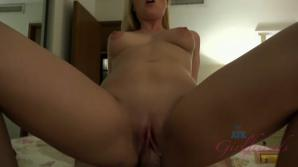 Dinner was so good, but she loved the creampie better