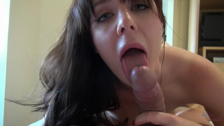 POV Hot Sex with a Facial